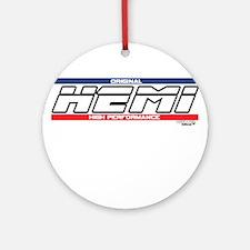 Hemi X Ornament (Round)