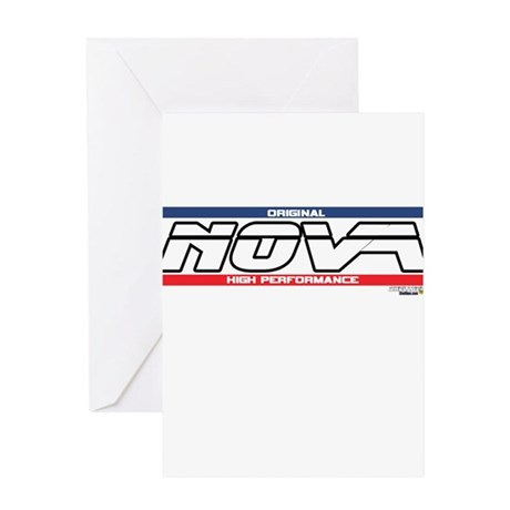 NovaX Greeting Card