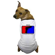 1911 SPORT Dog T-Shirt