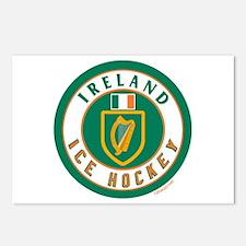 IE Ireland(Eire/Erin) Hockey Postcards (Package of