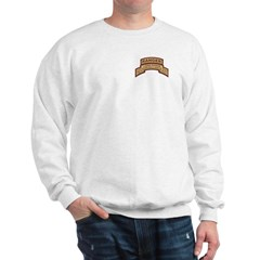 142 Long Range Surveillance D Sweatshirt