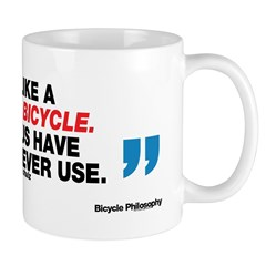 Bicycle Philosophy: Life is Like a 10 Speed