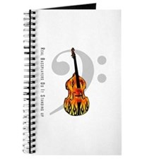 Real Bass Players Do It Stand Journal