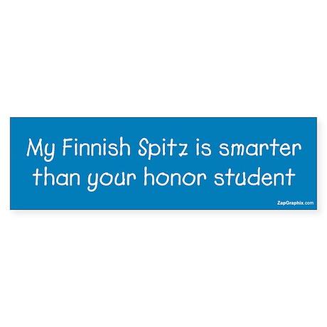 Finnish Spitz / Honor Student