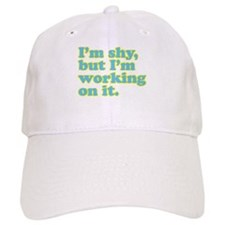 I'm shy, but... Baseball Cap
