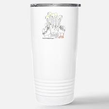 Cute Pelican Travel Mug