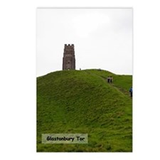 Climbing the Tor Postcards (Package of 8)