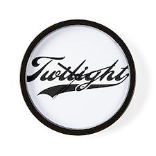 Twilight 2 Wall Clock