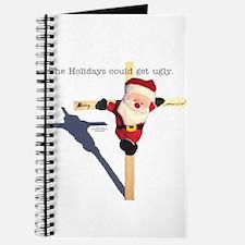 Santa Christ Journal