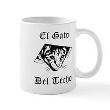 El Gato del Techo Mug