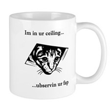 Ceiling Cat Ubservs Mug