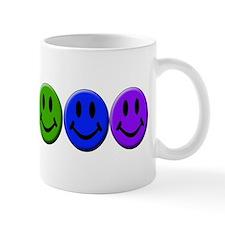 Gay Happy Faces Mug