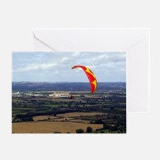 Soaring high Greeting Card
