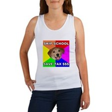 Save Tax $$$ Women's Tank Top