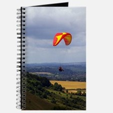 Cute Paraglider Journal
