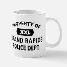 Property of Grand Rapids Police Dept Mug