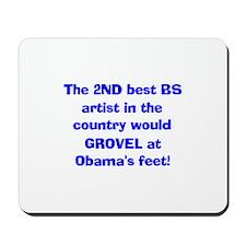 Best BS artist! Mousepad