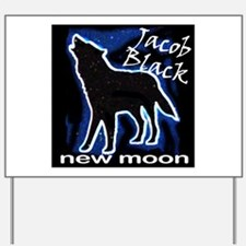 Jacob Black Yard Sign