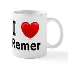 I Love Remer Mug