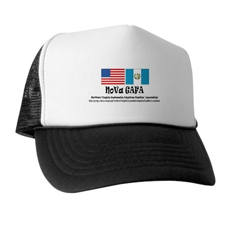 Black and White Classic Trucker Hat