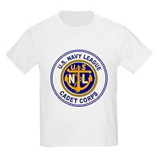 Navy League Color Kids T-Shirt