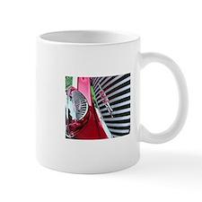 55 Austin Healey 100 Grille Mug