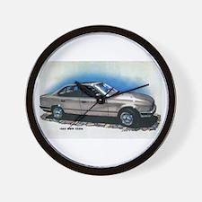 92 BMWia Wall Clock