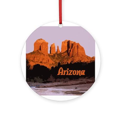 Arizona Ornament