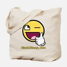Awesome Story Tote Bag