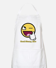 Awesome Story Apron