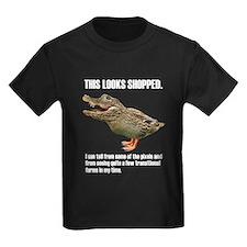 Crocoduck Looks Shopped T