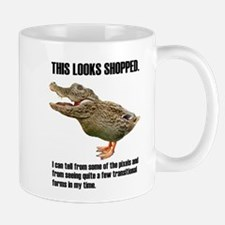 Crocoduck Looks Shopped Mug