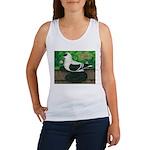 Saxon Swallow Pigeon Women's Tank Top
