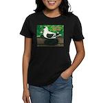 Saxon Swallow Pigeon Women's Dark T-Shirt