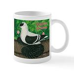 Saxon Swallow Pigeon Mug