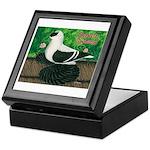 Saxon Swallow Pigeon Keepsake Box