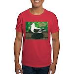 Saxon Swallow Pigeon Dark T-Shirt