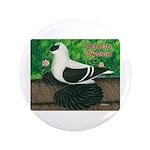 "Saxon Swallow Pigeon 3.5"" Button (100 pack)"