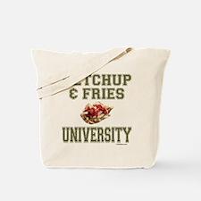 KETCHUP/FRIES Tote Bag