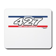 427 X Mousepad