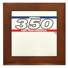 350 X Framed Tile