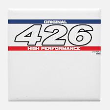 426 X Tile Coaster