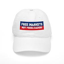Free Markets Baseball Cap
