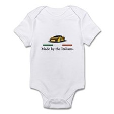 Lamborghini Italian Infant Bodysuit