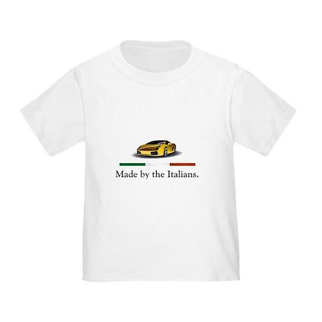Lamborghini Italian Toddler T-Shirt
