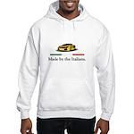 Lamborghini Italian Hooded Sweatshirt