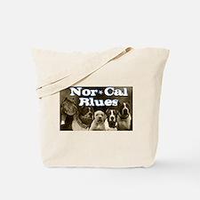 Nor Cal Blues Tote Bag