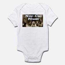 Nor Cal Blues Infant Bodysuit