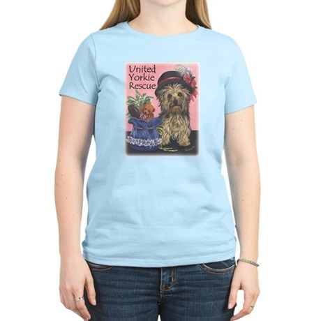 United Yorkie Rescue Women's Light T-Shirt