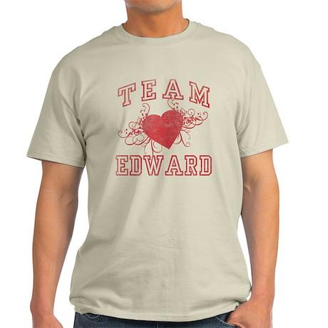 Team Edward Cullen Light T-Shirt